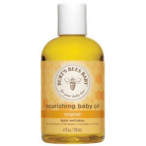 100% Natural Baby Nourishing Oil