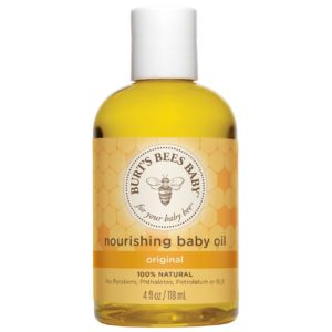 100% Natural Baby Nourishing Oil