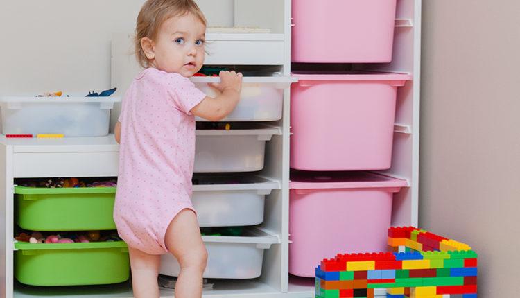 Kids Storage Bins – Toy Organizer Bins For Your children