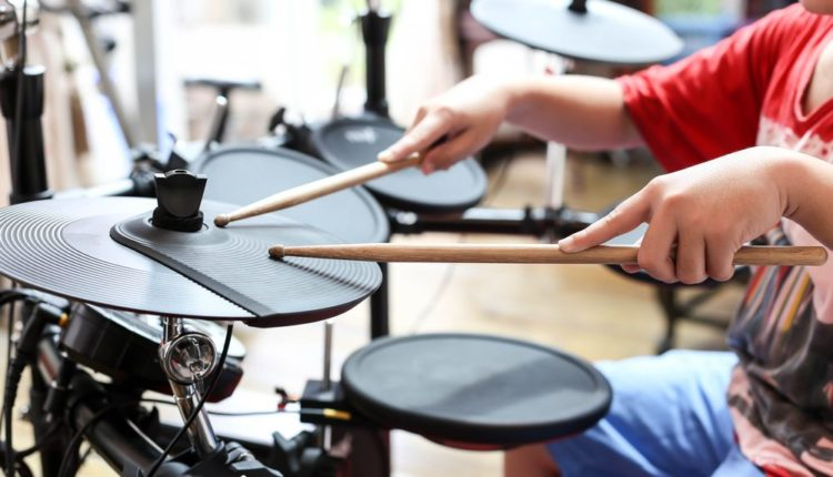 Best Junior Drum Sets: Specially Picked For Your Little People