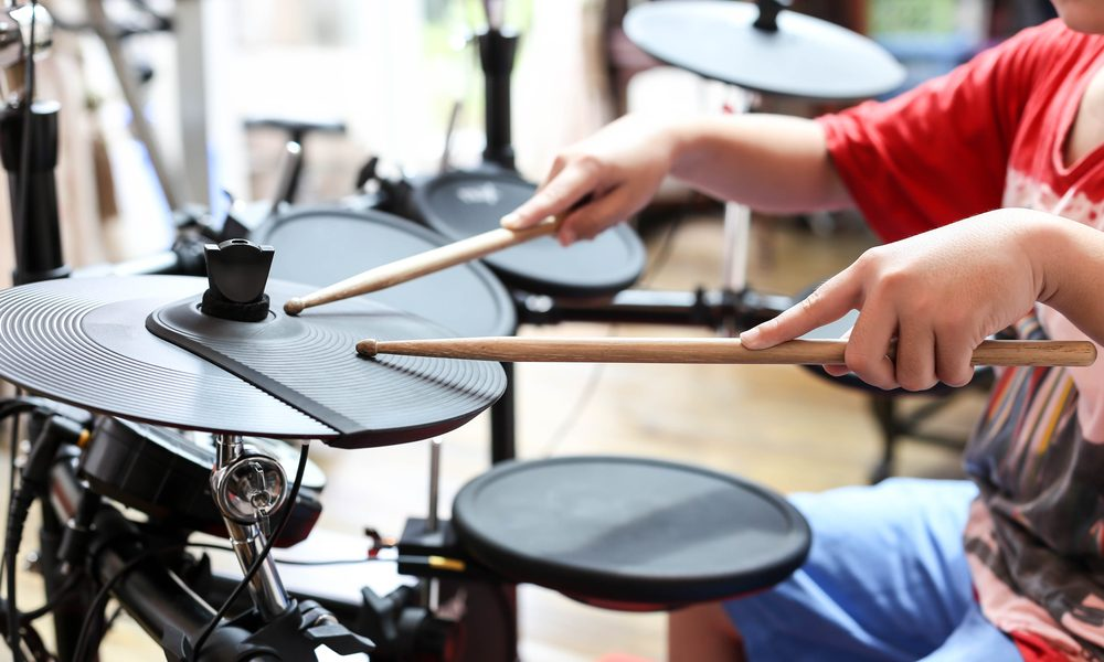 Best Junior Drum Sets Specially Picked For Your Little People