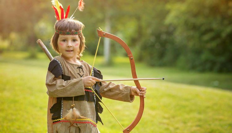 Kids Bow and Arrow