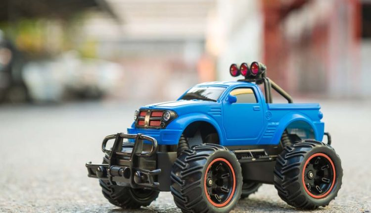 Radio Control Monster Trucks: Picked from the thousands