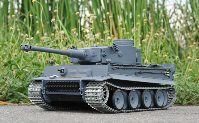 RC Tanks That Shoot: Updated 2017 Review!