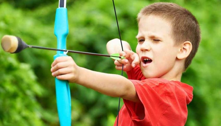 Teach Your Children Archery