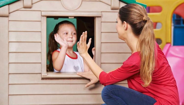 Benefits of playhouse for children