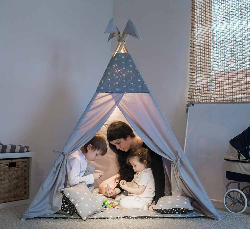 Best Play Teepee Tent for Kids in 2018  sc 1 st  Babyish Care & Play Teepee Tent for Kids in 2018