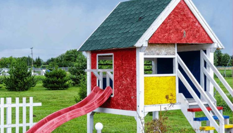 Top 6 Best Kids Wooden Playhouses in 2018
