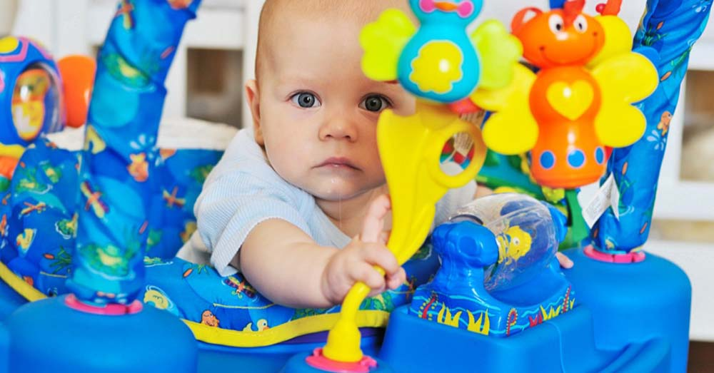 8935e6293 Top 10 Best Baby Activity Jumpers  Reviews   Buying Guide